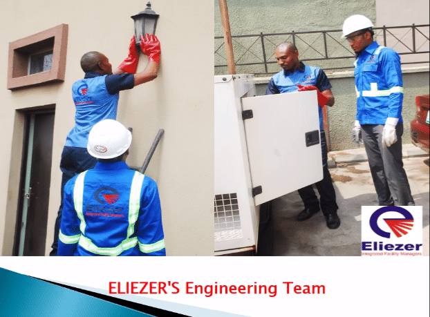 functions of a facility management company - eliezer groups' team