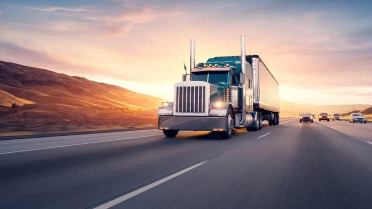 freight truck bigger 9c5